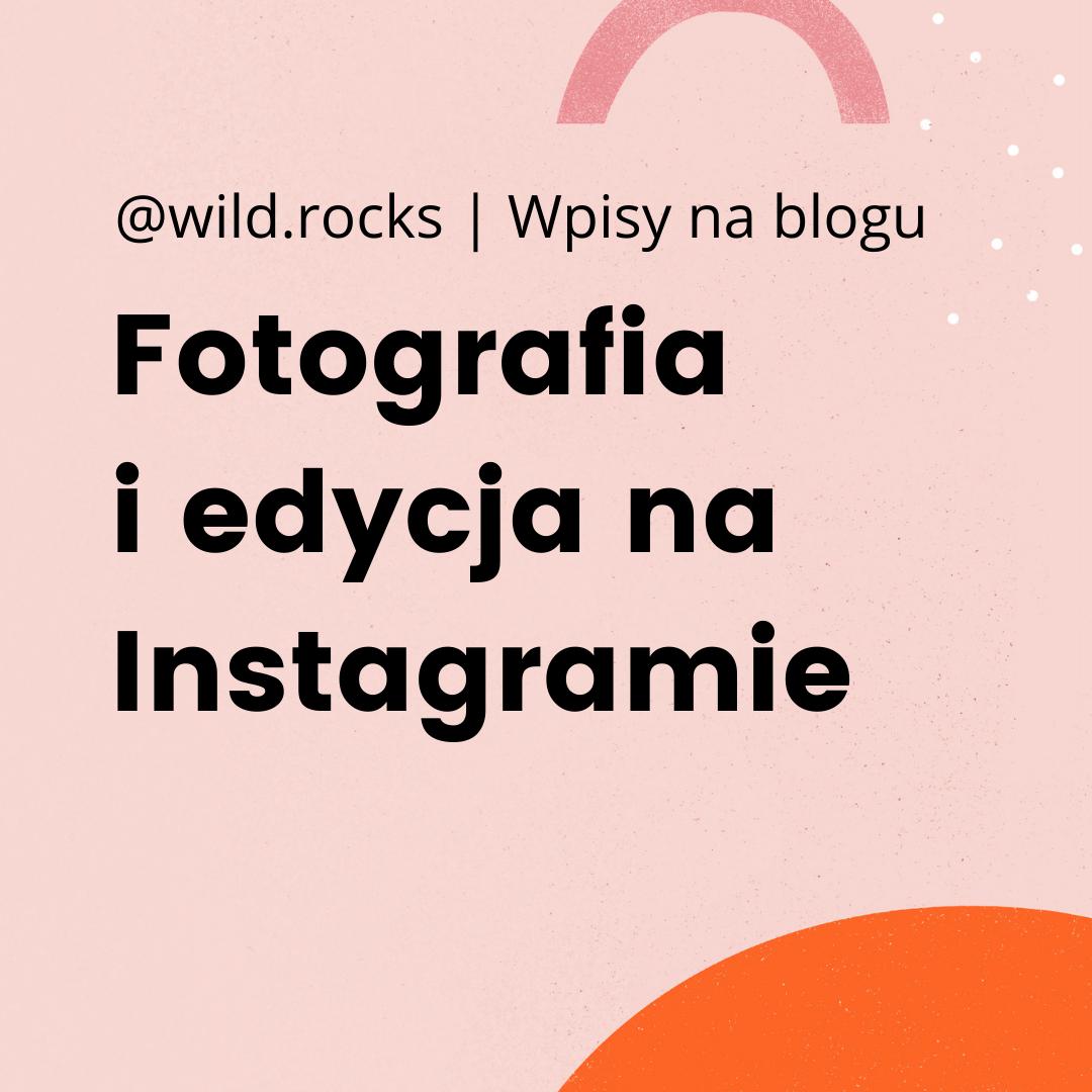 zdjęcia na Instagram